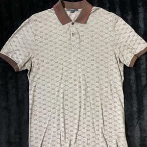 Gucci polo shirt sz xxxl great condition